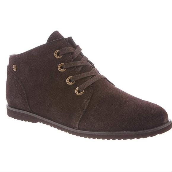 044d4eb1459c BearPaw Shoes - Bearpaw Women s Clariesse Desert Booties